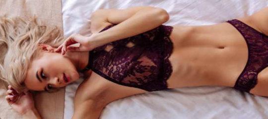 modèles de lingerie sexy